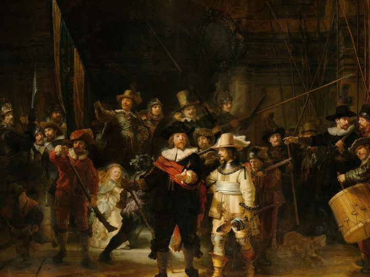 IA al servizio dell'arte: online un'opera di Rembrandt da 44 miliardi di pixel